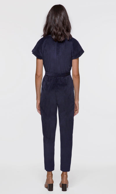 Elton Corded Twill Jumpsuit