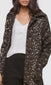 Mika Soft Leopard Coat