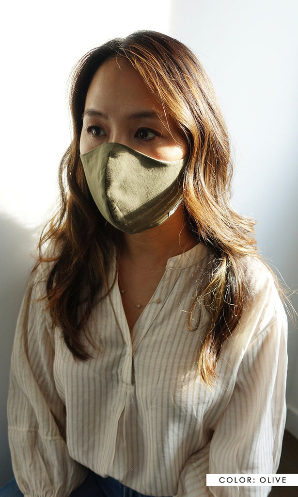 The Dylan Reusable Face Mask
