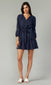 Barstow Cotton Tunic Dress w/ Tie