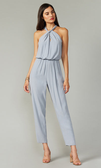 Pheobe Textured Jumpsuit
