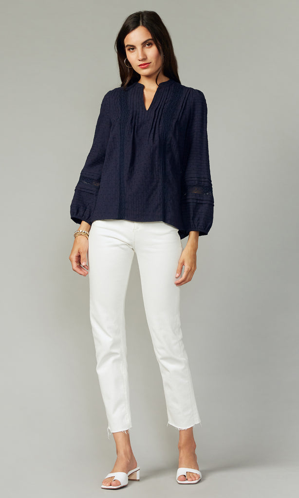 Barstow Cotton Blouse