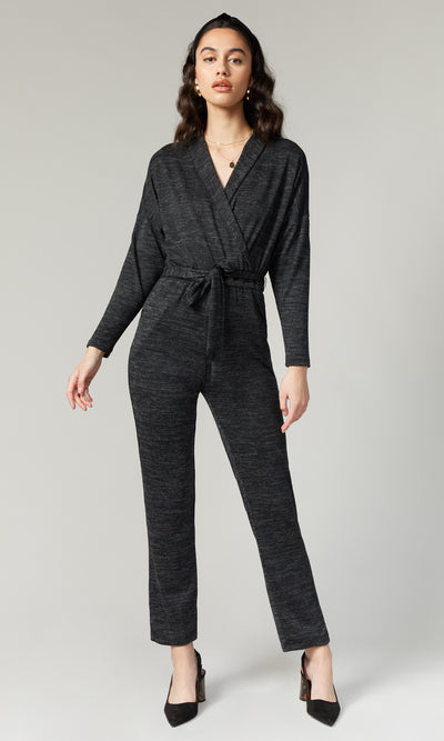 Krista Soft Knit Jumpsuit