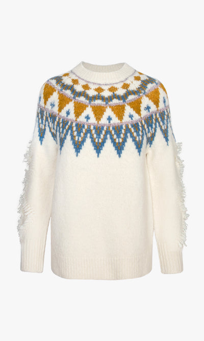 Whistler Fair Isle Sweater
