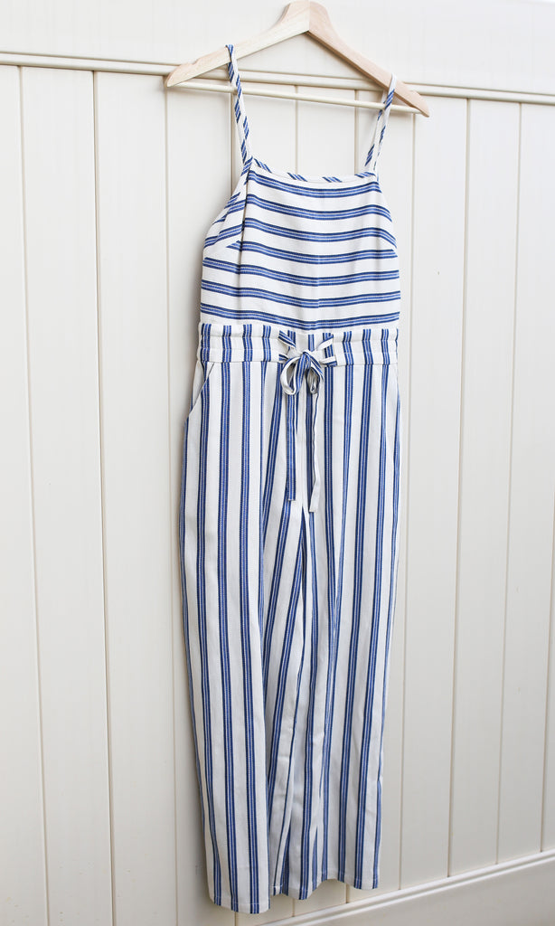 Michie Stripe Jumpsuit
