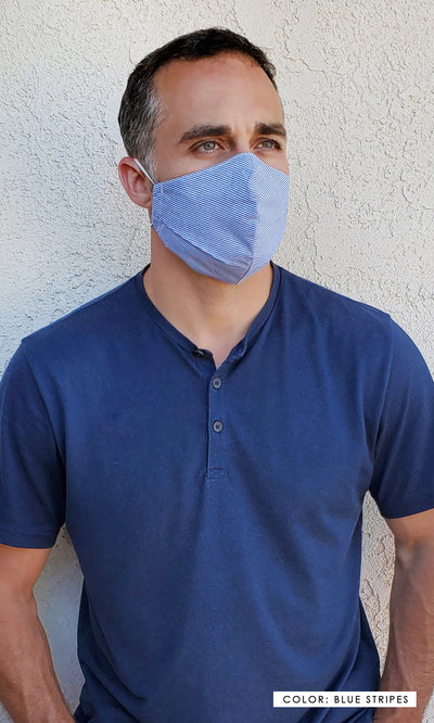 The Mason Reusable Face Mask