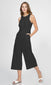 black knot waist jumpsuit