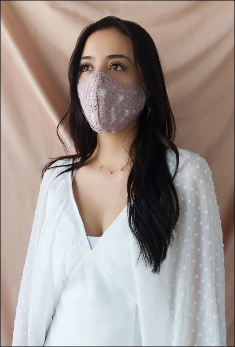 Wholesale: Sophia- Linda - Alex - Charlie :  Reusable Face Mask Pack