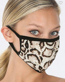Cotton/Poly Print Masks