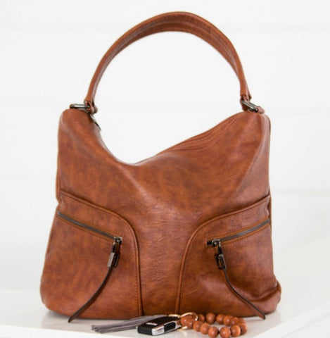 """RAYNE"" Shoulder Bag/Purse In Multiple Colors"