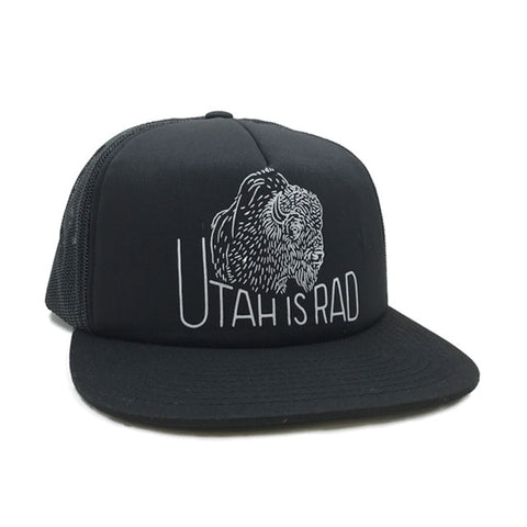 Buffalo Foam Trucker Hat