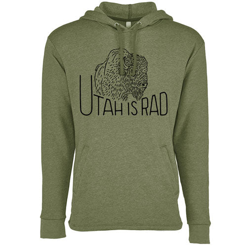 Classic Buffalo Après Hooded Pullover