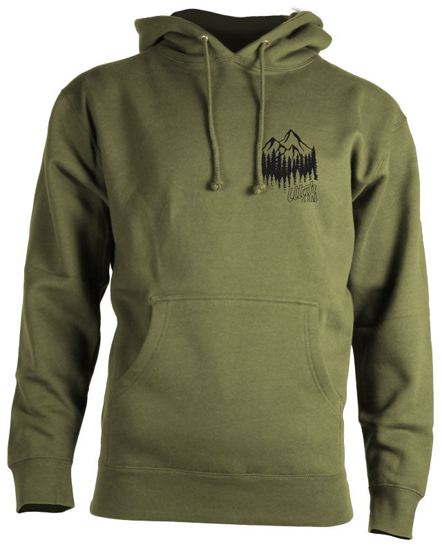 Mountain Forest Hoodie