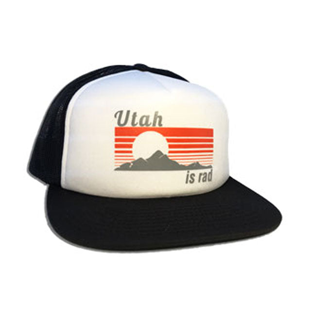 Retro Foam Trucker Hat