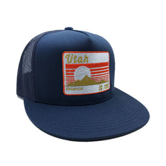 Retro Patch Classic Trucker Hat