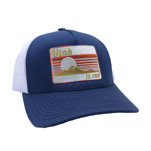 Retro Patch Hat