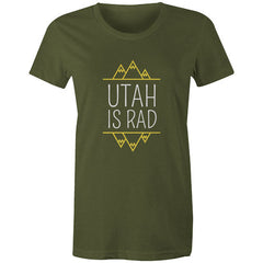 Mountain Logo Women's Tee