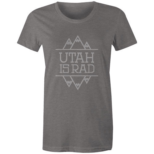 Cross Stitch Peaks Women's Tee