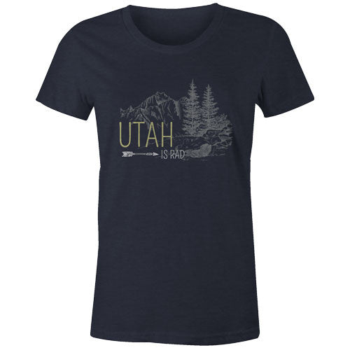 Utah Country Women's Tee