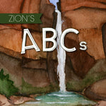 Zion's ABC's Children's Book