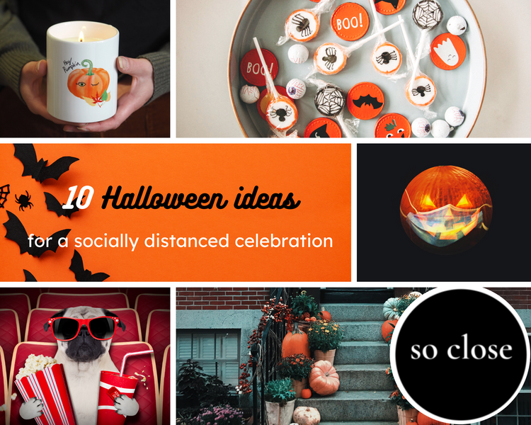 10 Ideas for a socially distanced Halloween celebration for kids and teens