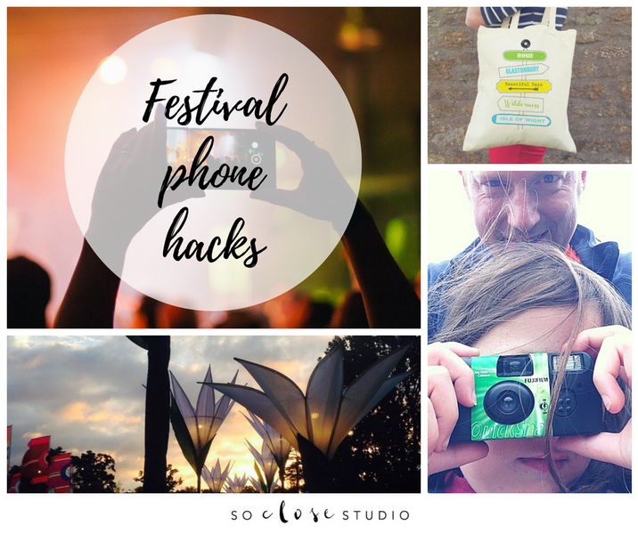 Apps and hacks to make the most of your phone at festivals