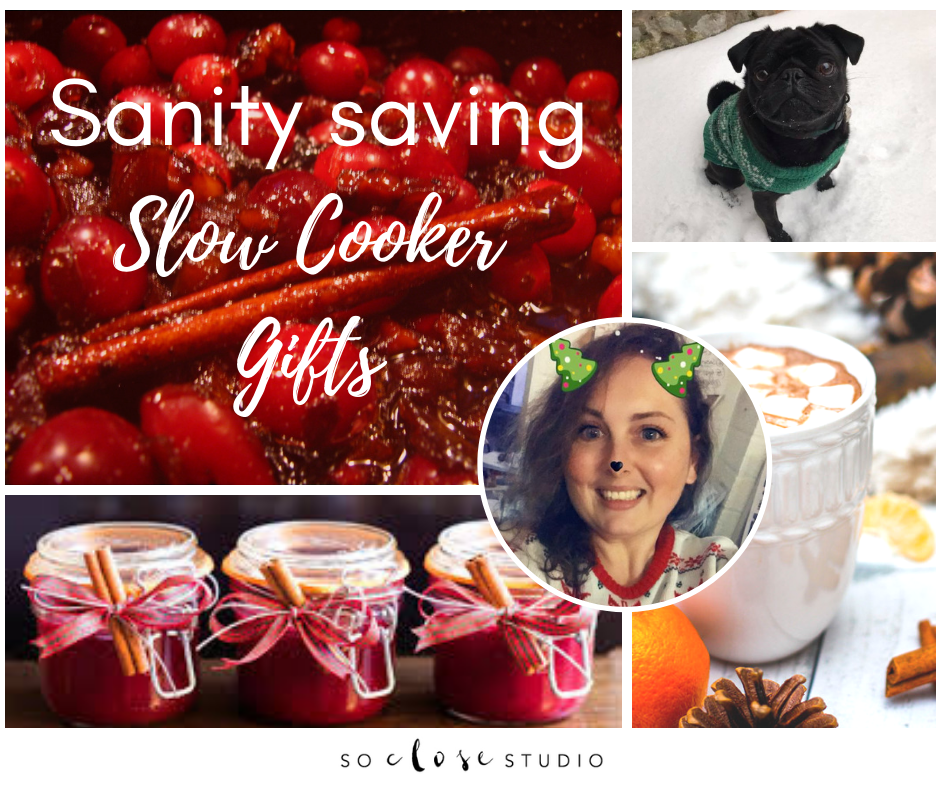 Sanity saving slow cooker gifts