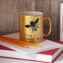 Load image into Gallery viewer, Bee Personalised Mug