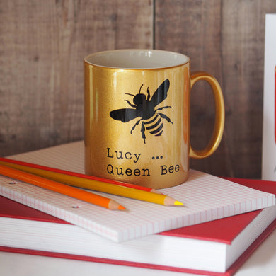 Bee Personalised Mug