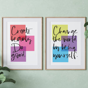 feel good prints