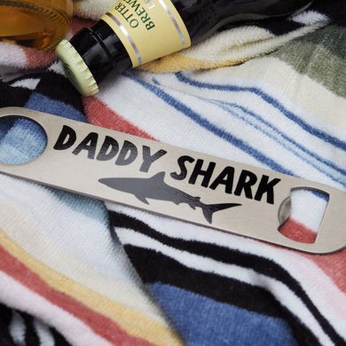 Daddy Shark Bottle Opener