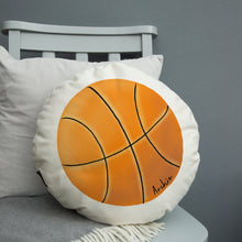 Load image into Gallery viewer, Sports Balls Cushions Personalised