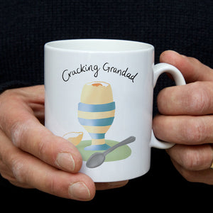 FUNNY BIRTHDAY MUG GIFT FOR GRANDAD