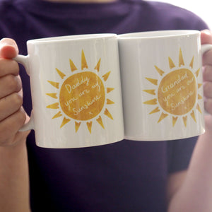 Sunshine Father's Day Mug