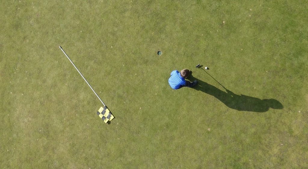 Golfers: Experience All of Augusta by Drone in One Video