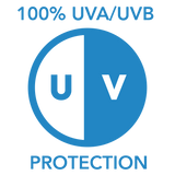 100% UVA/UVB Protection Sunglasses