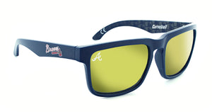 Braves Curveball - Optic Nerve Polarized Sunglasses