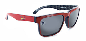 Cardinals Curveball - Optic Nerve Polarized Sunglasses