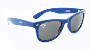 Blue Jays Ribbie - Optic Nerve Polarized Sunglasses