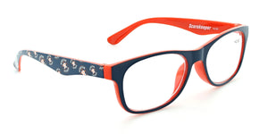 Astros Scorekeeper Reading Glasses