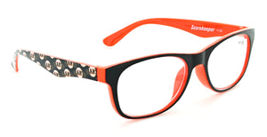 Giants Scorekeeper Reading Glasses - Optic Nerve Polarized Sunglasses