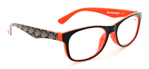 Orioles Scorekeeper Reading Glasses
