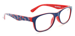 Red Sox Scorekeeper Reading Glasses - Optic Nerve Polarized Sunglasses
