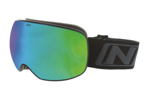 San Juan Large Green Zaio - Optic Nerve Polarized Sunglasses