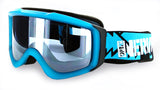 Galactic Flash with 80s Fanny Pack - Optic Nerve Polarized Sunglasses