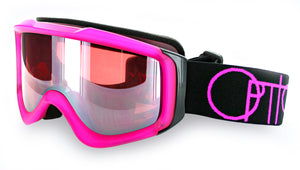 The Comet with 80s Fanny Pack - Optic Nerve Polarized Sunglasses
