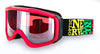 Wormhole with 80s Fanny Pack - Optic Nerve Polarized Sunglasses