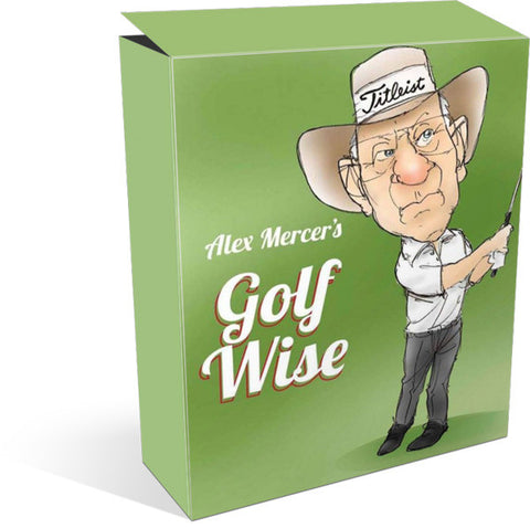 Alex Mercer's Golf Wise - Digital Download