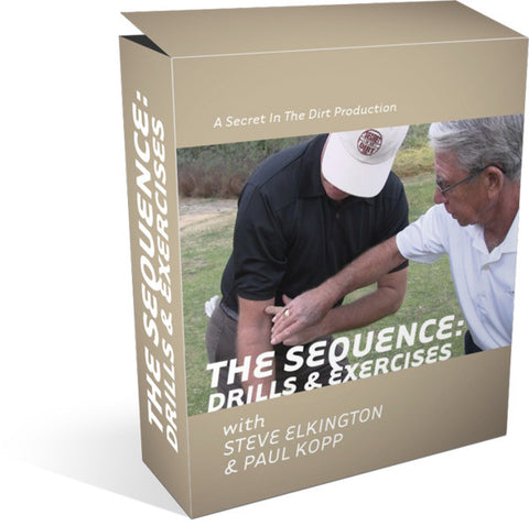 The Sequence: What Moves When  Featuring Steve Elkington and Introducing Paul Kopp  A two part video download