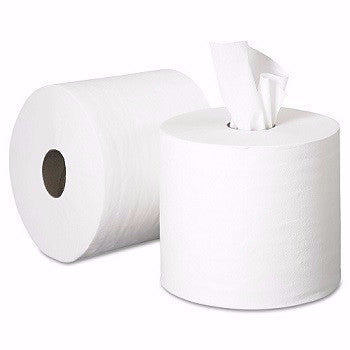 Center Pull Roll Towel Paper